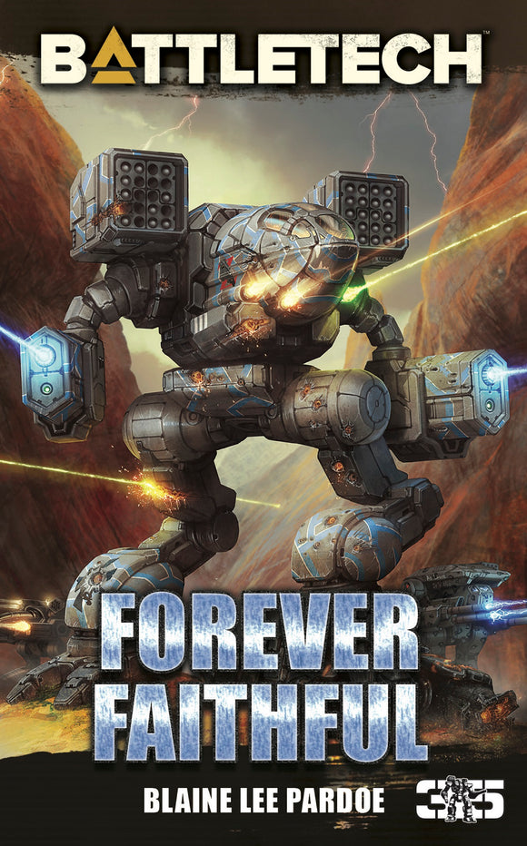 BattleTech Novel: Forever Faithful