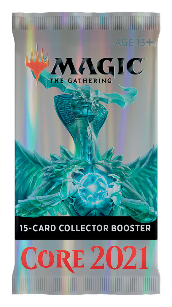 Core Set 2021 - Collector Booster Box (12 packs)