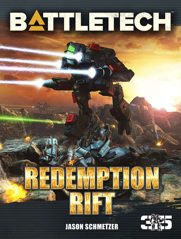 BattleTech Novel: Redemption Rift