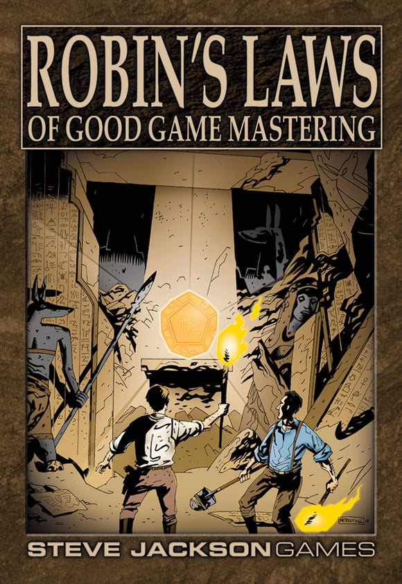 Robin's Laws: Of Good Game Mastering