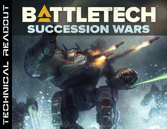 BattleTech Technical Readout: Succession War