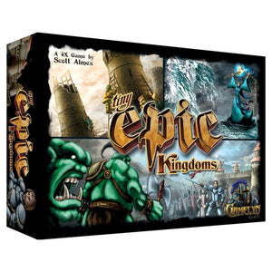 Tiny Epic Kingdoms