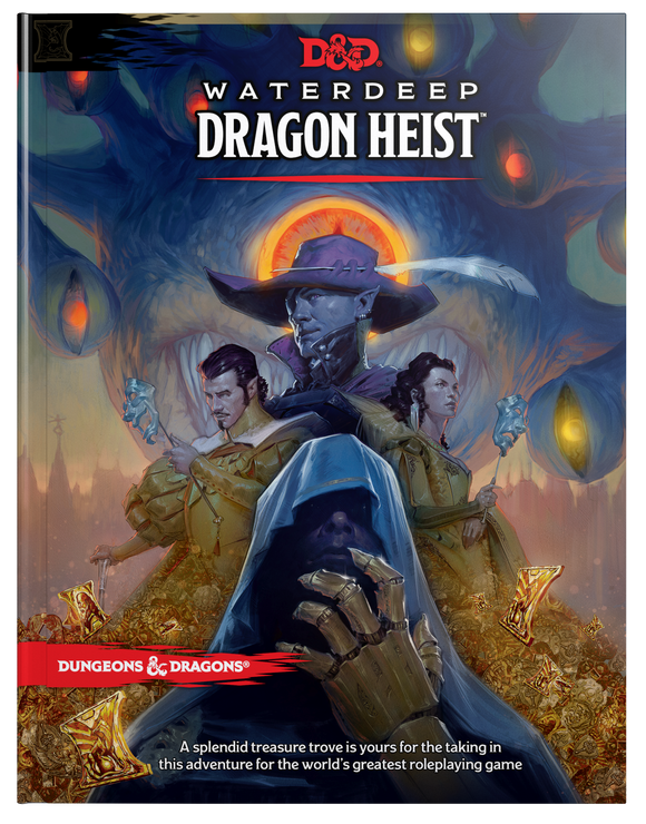 D&D 5E: Waterdeep: Dragon Heist