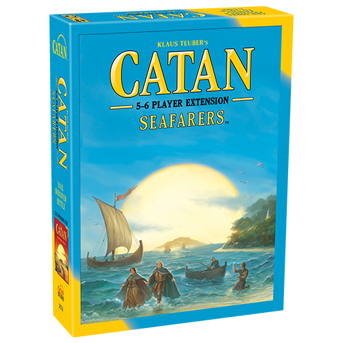 Catan: Seafarers – Extension for 5-6 Players
