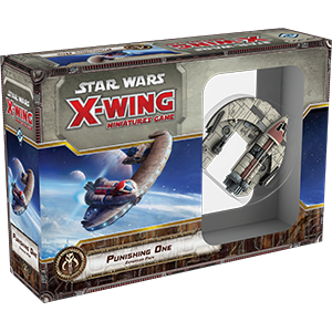 STAR WARS X-WING: PUNISHING ONE