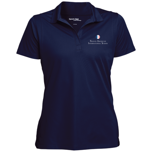 FAIS - Women's Embroidered Micropique Polo