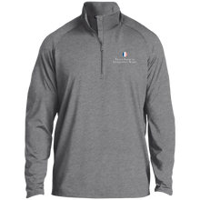 Load image into Gallery viewer, FAIS - Men's Embroidered 1/2 Zip Performance Pullover