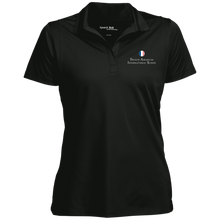 Load image into Gallery viewer, FAIS - Women's Embroidered Micropique Polo