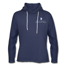 Load image into Gallery viewer, FAIS - Unisex Lightweight Terry Hoodie - heather navy