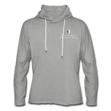 Load image into Gallery viewer, FAIS - Unisex Lightweight Terry Hoodie - heather gray