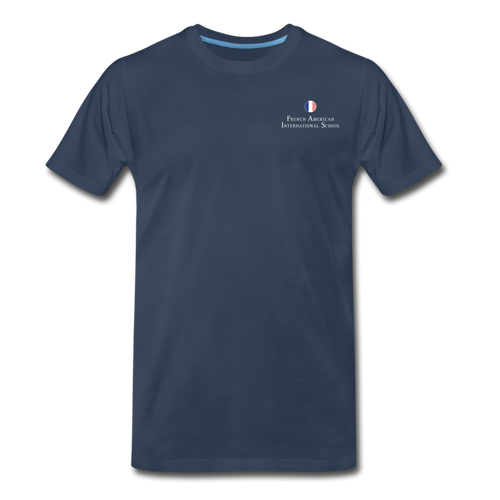 FAIS - Men's Premium T-Shirt - navy