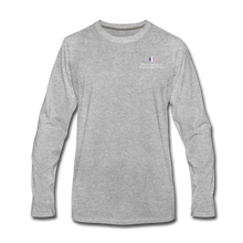 Load image into Gallery viewer, FAIS - Men's Premium Long Sleeve T-Shirt - heather gray