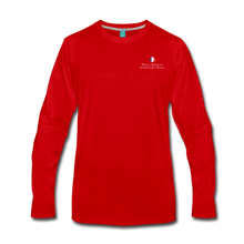 Load image into Gallery viewer, FAIS - Men's Premium Long Sleeve T-Shirt - red