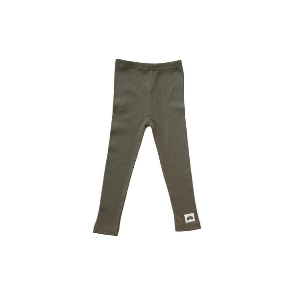 LEGGINGS OLIVE - KIDS
