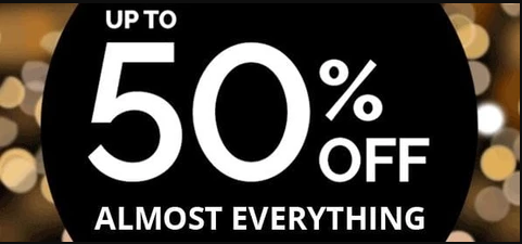 50% Off Collection