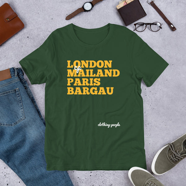 fashionmetroTEE BARGAU - Unisex-T-Shirt