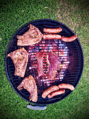 Small family BBQ