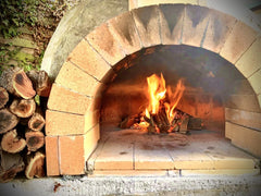 Pizza oven Sekelbos