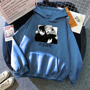 Jujutsu Kaisen Sweatshirt - 98 New Gate