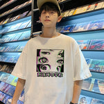 Eye Manga T-shirt - 98 New Gate