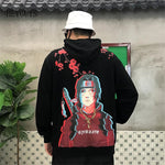 Itachi Flowers Sweatshirt - 98 New Gate