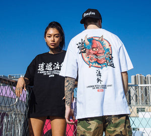 Japan Style T-shirt - 98 New Gate
