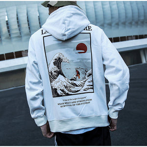 Law Of Nature Sweatshirt - 98 New Gate