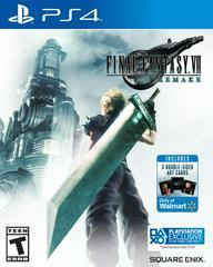 Final Fantasy VII Remake [Walmart Edition] - Playstation 4