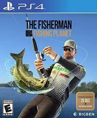 The Fisherman: Fishing Planet - Playstation 4