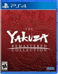 The Yakuza Remastered Collection - Playstation 4