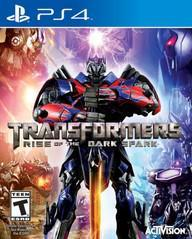 Transformers: Rise of the Dark Spark - Playstation 4