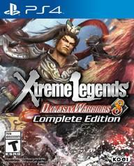Dynasty Warriors 8: Xtreme Legends [Complete Edition] - Playstation 4