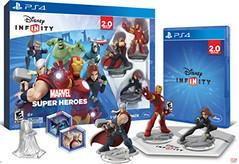 Disney Infinity: Marvel Super Heroes Starter Pak 2.0 - Playstation 4