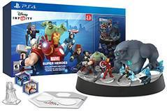 Disney Infinity: Marvel Super Heroes Starter Pak 2.0 [Collector's Edition] - Playstation 4