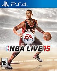 NBA Live 15 - Playstation 4