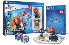 Disney Infinity: Toy Box Starter Pack 2.0 - Playstation 4