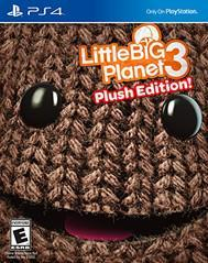 LittleBigPlanet 3 Plush Edition - Playstation 4