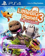 LittleBigPlanet 3: Day 1 Edition - Playstation 4
