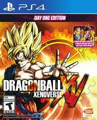 Dragon Ball Xenoverse Day One - Playstation 4