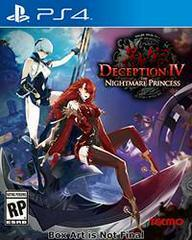 Deception IV: The Nightmare Princess - Playstation 4