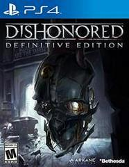 Dishonored [Definitive Edition] - Playstation 4
