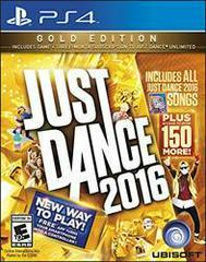 Just Dance 2016: Gold Edition - Playstation 4