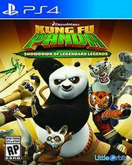 Kung Fu Panda Showdown of the Legendary Legends - Playstation 4