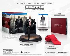Hitman [Collector's Edition] - Playstation 4