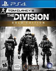 Tom Clancy's The Division [Gold Edition] - Playstation 4