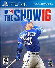 MLB 16: The Show - Playstation 4