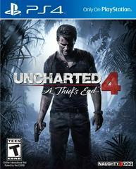 Uncharted 4 A Thief's End - Playstation 4