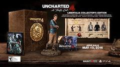 Uncharted 4 A Thief's End [Libertalia Collector's Edition] - Playstation 4