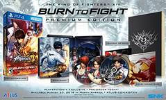 King of Fighters XIV Burn to Fight [Premium Edition] - Playstation 4