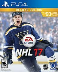 NHL 17 Deluxe Edition - Playstation 4